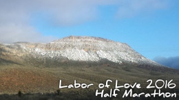 Race Report: Calico Racing's Labor of Love Half Marathon