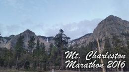 Inaugural Revel Mt Charleston Marathon - Chris-R.net Race Report