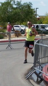 Inaugural Mt Charleston Marathon - Finish Chute - Chris-R.net Race Report