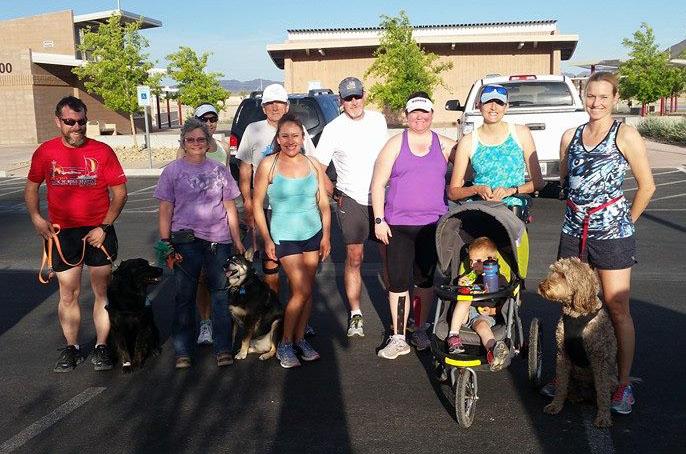 Sin City Road Runners - Run Group - Chris-R.net
