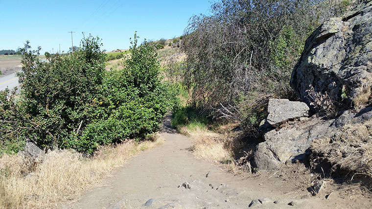 Saltese Uplands Trail System - Almost Done - Chris-R.net