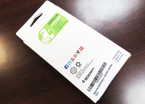 Spigen Neo Hybrid for Pixel review case box back - Chris-R.net