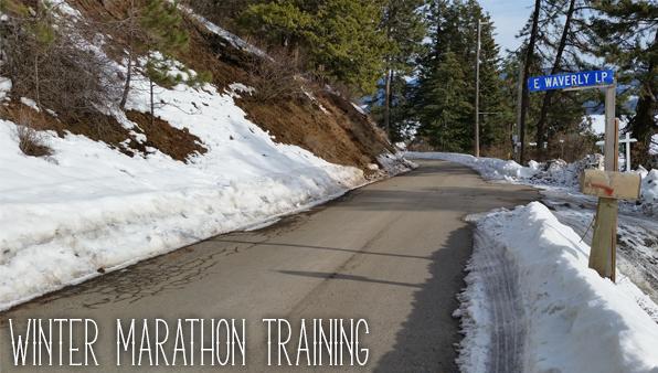 Winter Marathon Training by Chris-R.net