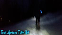 Trail Maniacs - Tubbs Hill Run at night - Chris-R.net