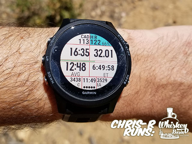 Whiskey Basin 88k Trail Run 51k Completed - Chris-R.net