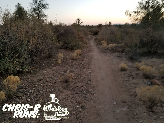 Whiskey Basin 88k Trail Run Embry-Riddle Trails - Chris-R.net
