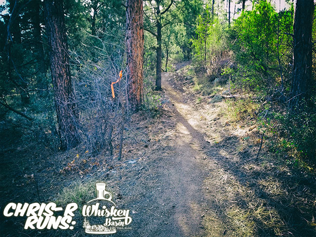 Whiskey Basin 88k Trail Run Granite Basin Trails- Chris-R.net
