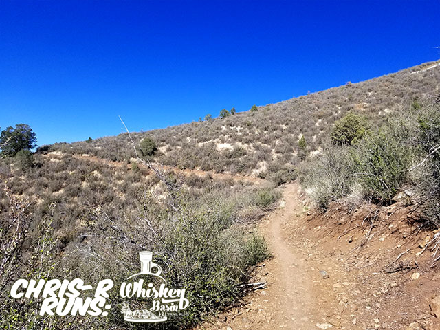 Whiskey Basin 88k Trail Run Turley Trail - Chris-R.net