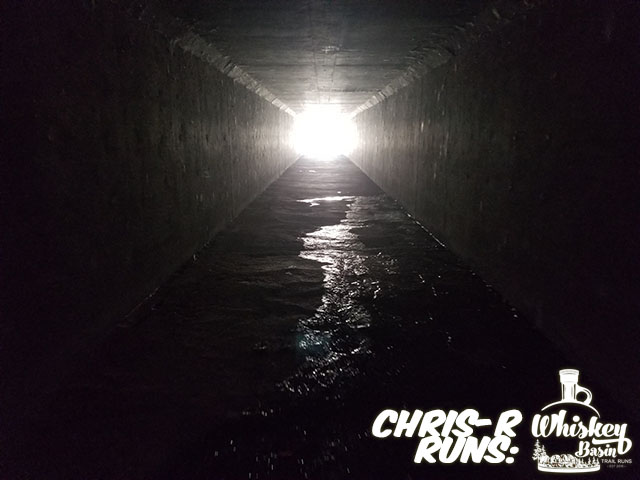 Whiskey Basin 88k Trail Run Sundog Tunnel of Love - Chris-R.net