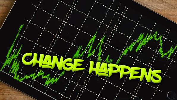 Change Happens - Chris-R.net