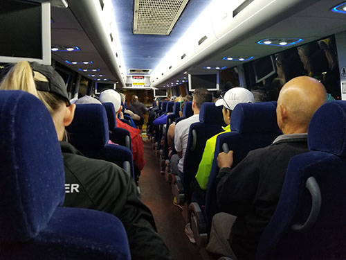 Revel Mt Charleston - On The Bus - Chris-R.net