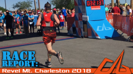2018 Mt Charleston Marathon Race Report - Chris-R.net