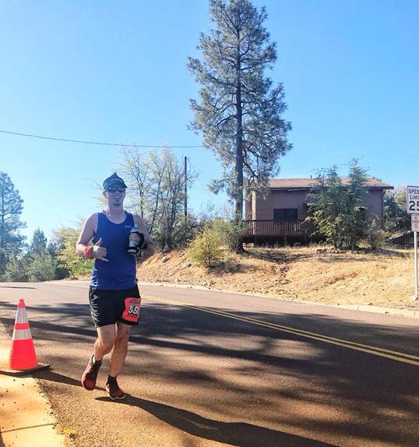 2018 Whiskey Row Half Marathon - Photo by Stanford - Chris-R.net