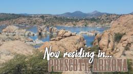 Now Residing in Prescott, Arizona - Chris-R.net